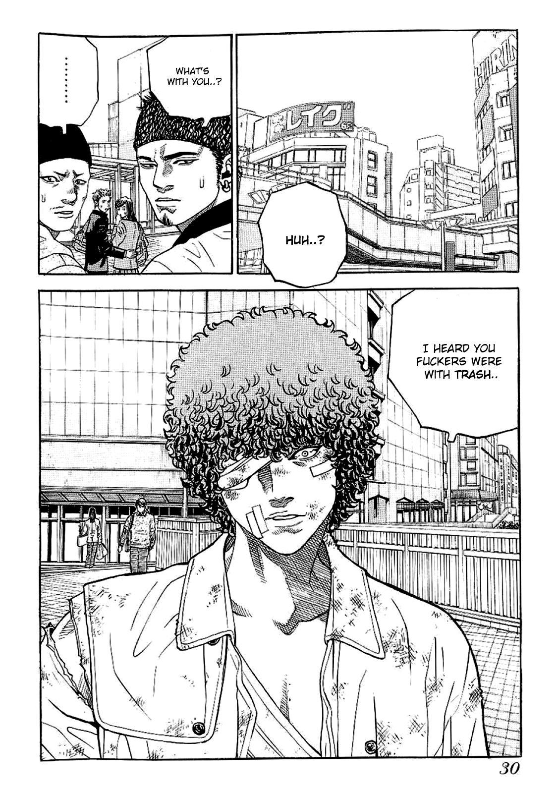 Gang King Vol.10 Chapter 72: Revenge page 2 - Mangakakalots.com