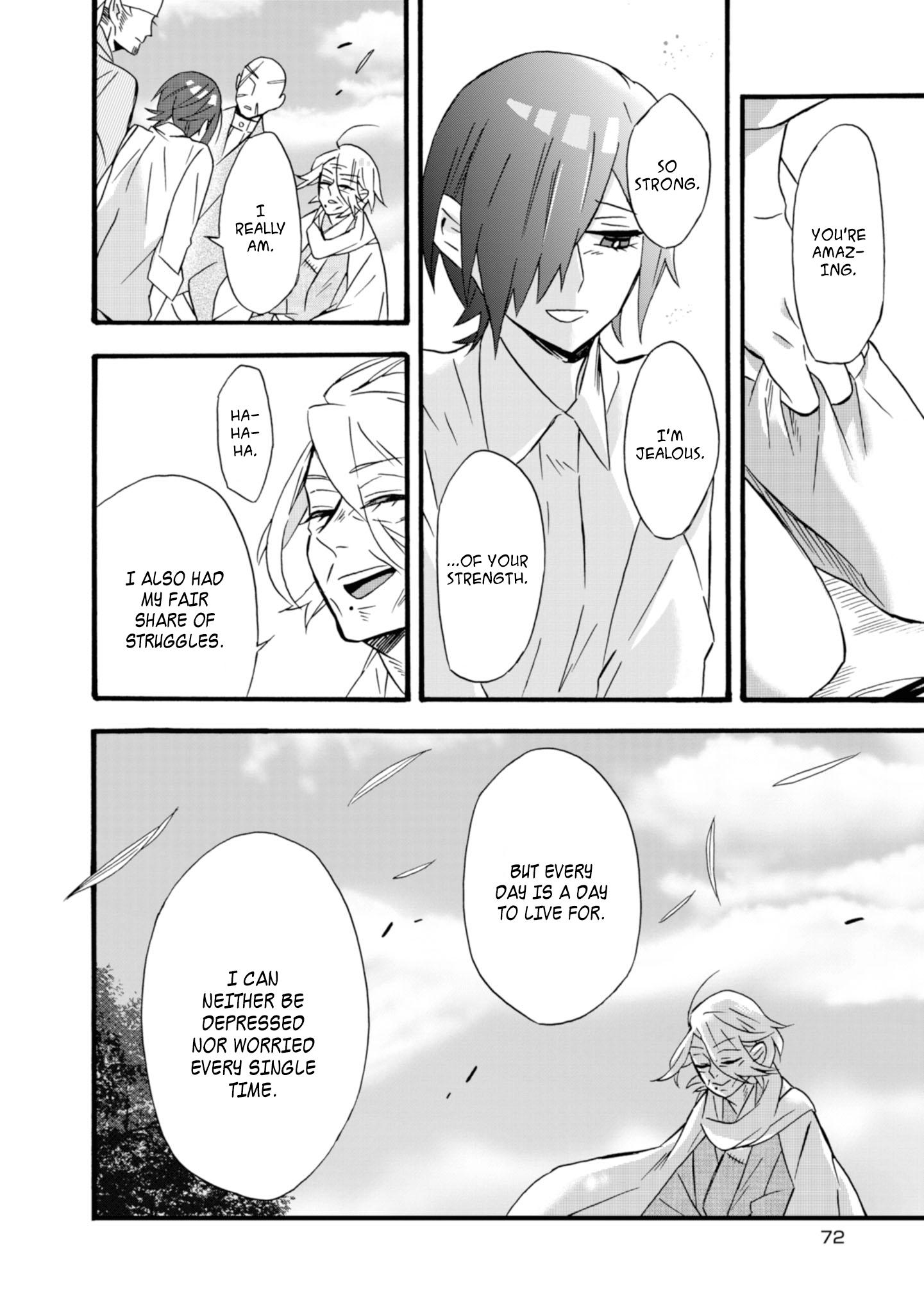 Will You Marry Me Again If You Are Reborn? Vol.3 Chapter 14: Life Is... page 21 - Mangakakalots.com