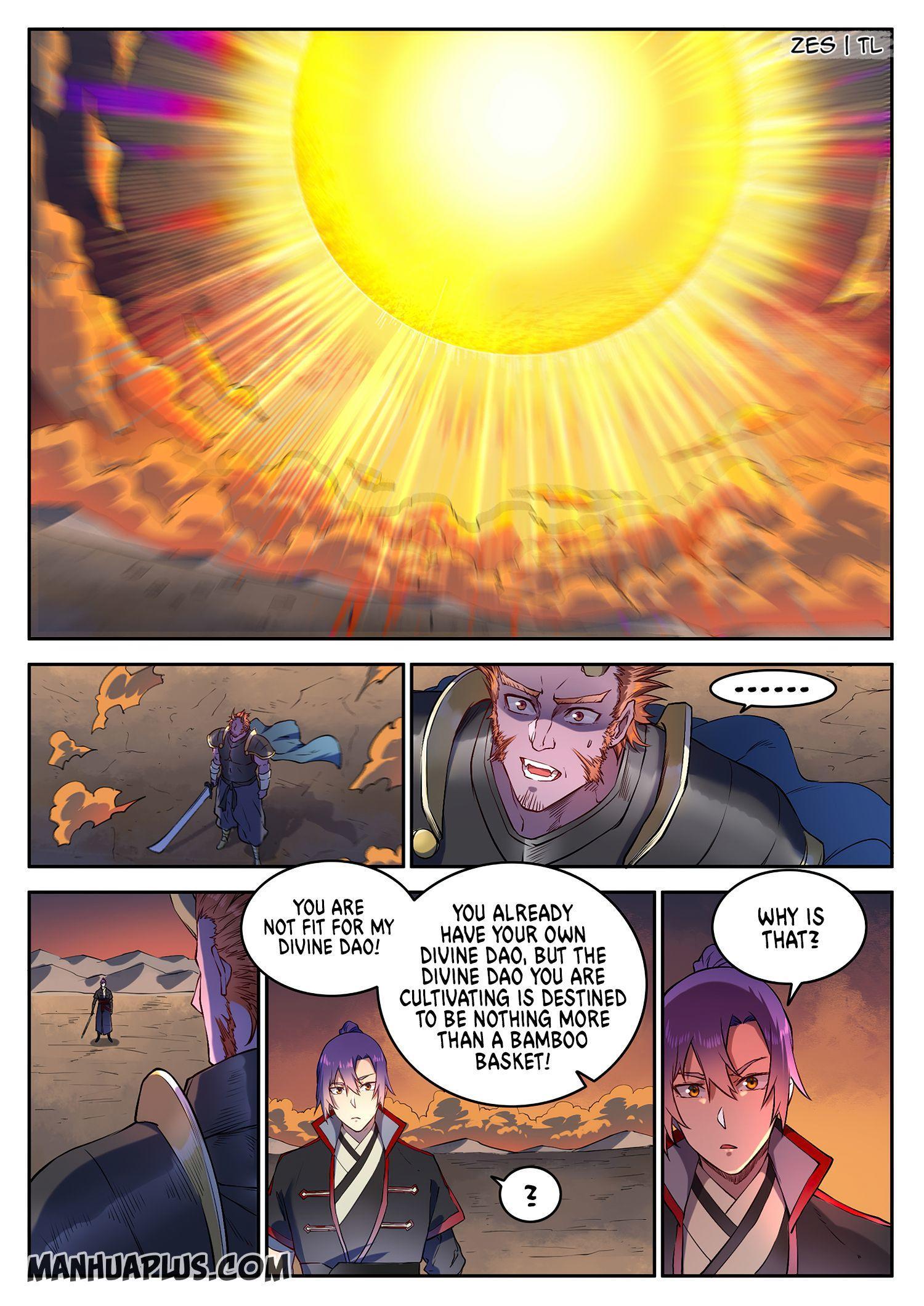 Apotheosis Chapter 635 page 14 - Mangakakalots.com
