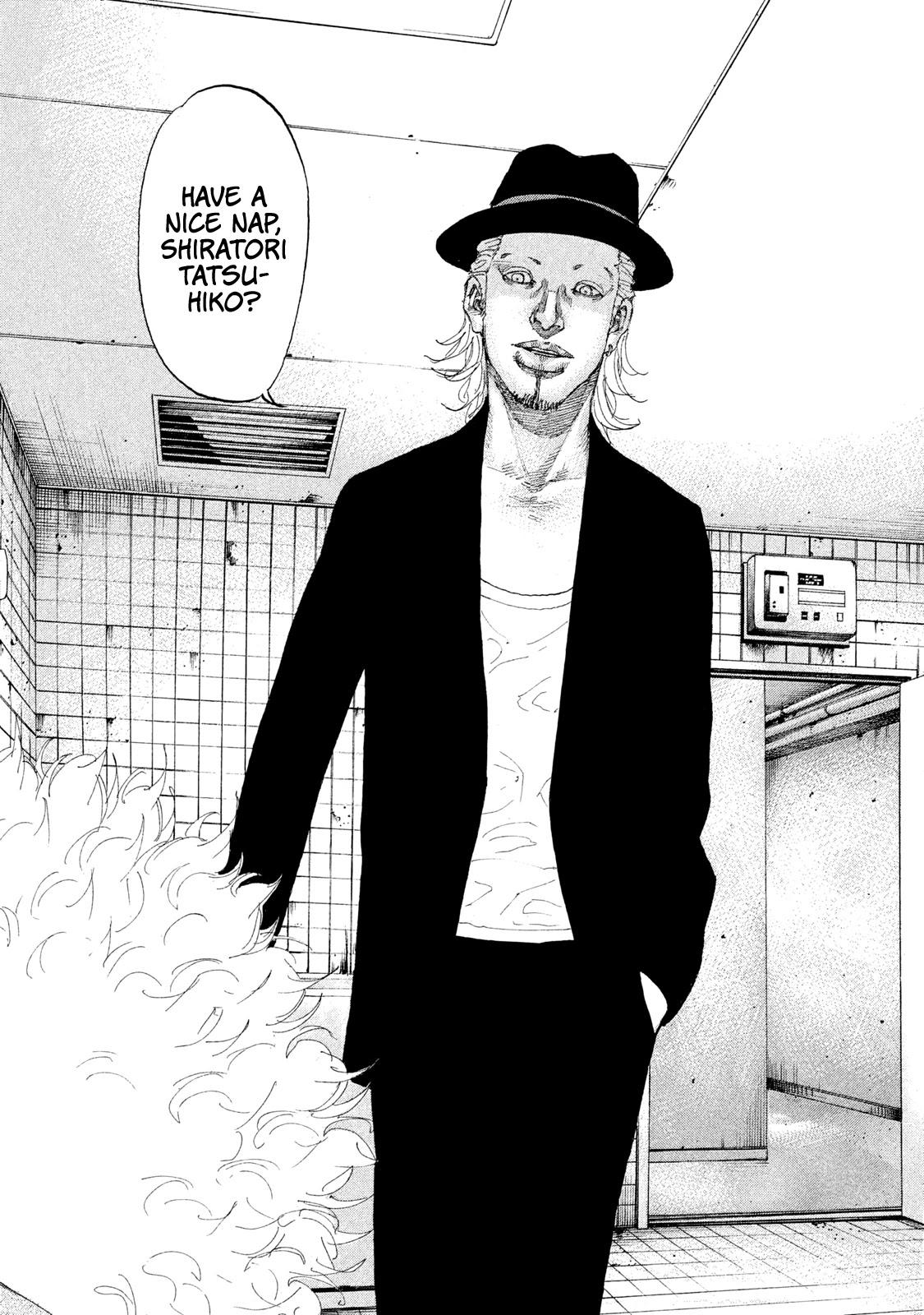 Shinjuku Swan Chapter 212: Fetish page 13 - Mangakakalots.com