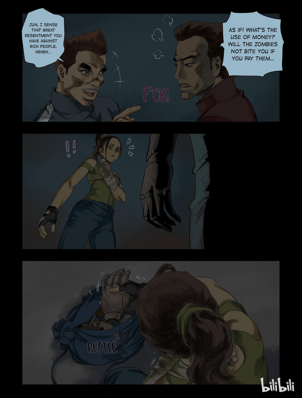 Zombie World Chapter 78: The Diamond Ring(1) page 2 - Mangakakalots.com
