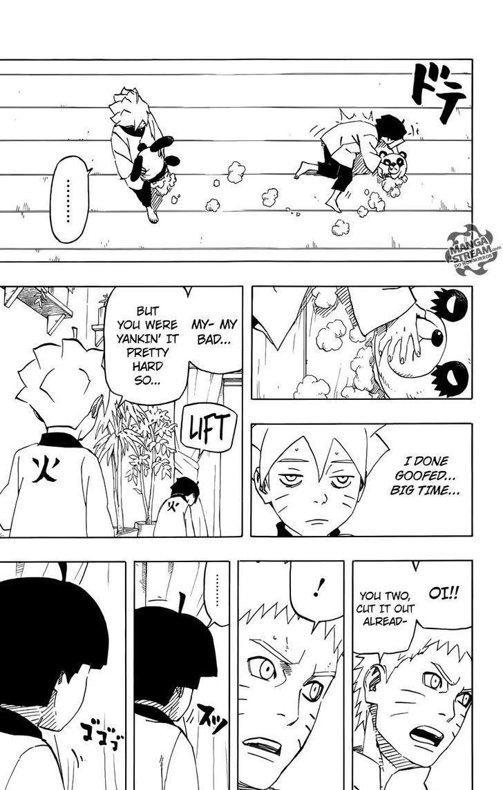 Naruto Chapter 700.5 : Uzumaki Naruto page 10 - Mangakakalot
