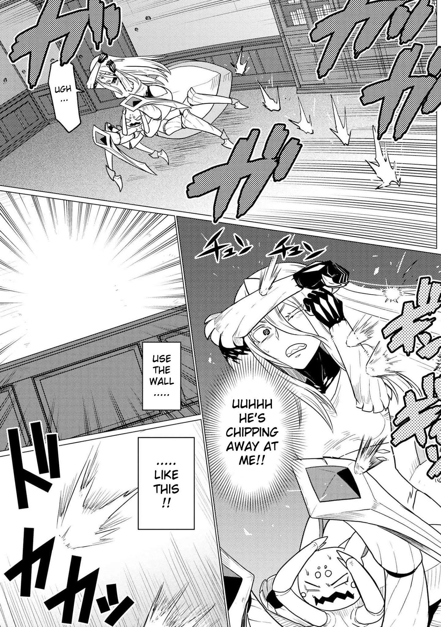 Kumo Desu Ga, Nani Ka? Chapter 53.1 page 5 - Mangakakalot