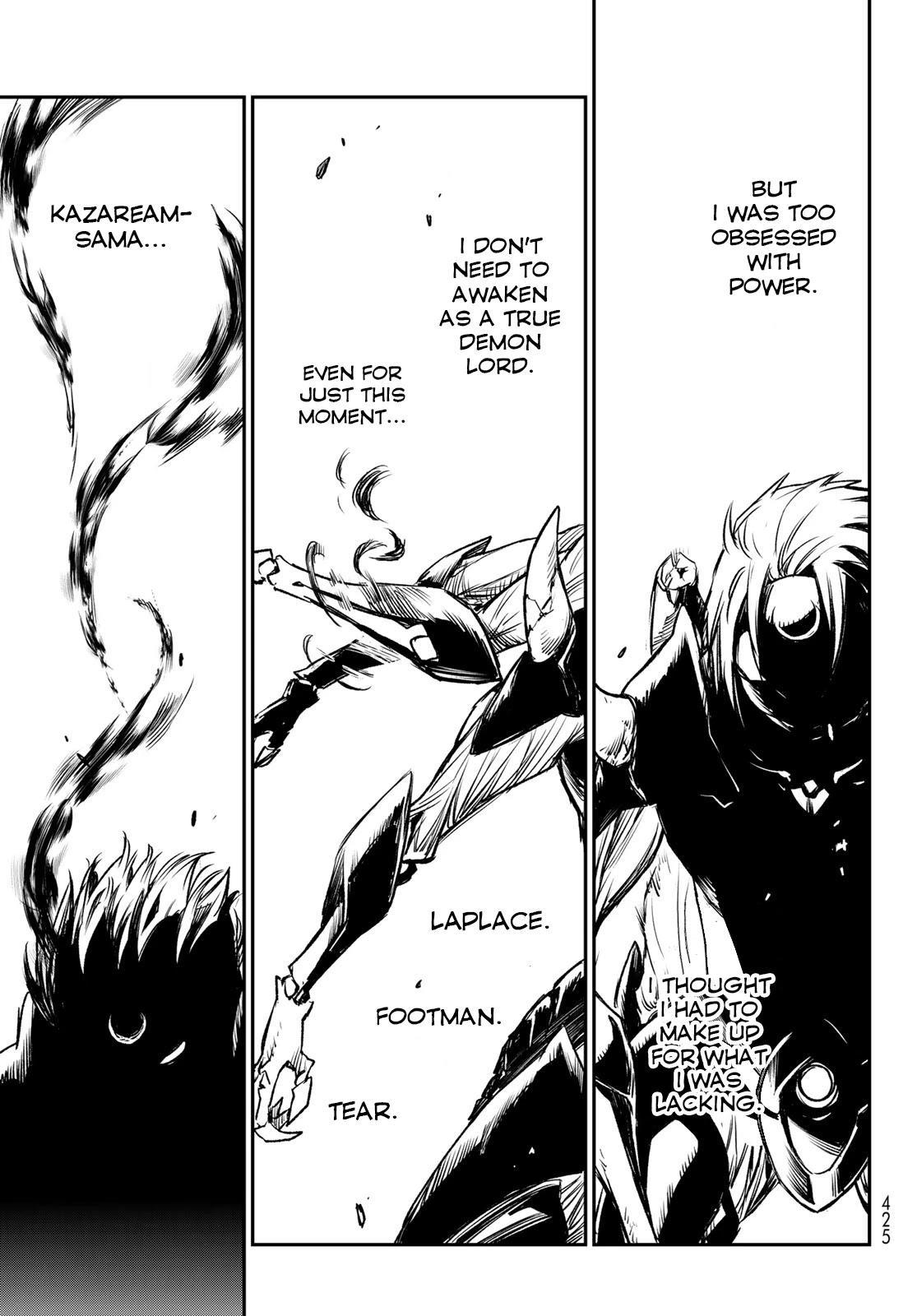 Tensei Shitara Slime Datta Ken Chapter 84 page 39 - Mangakakalots.com