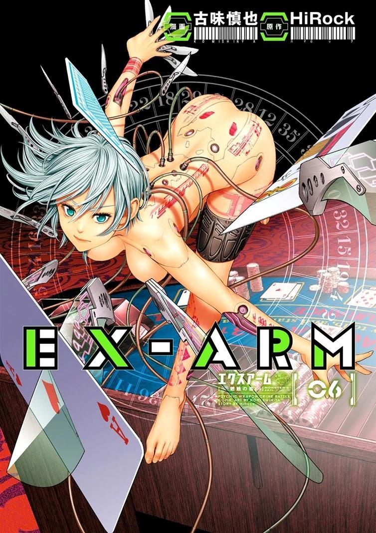 Ex-Arm Chapter 38: Duelist page 1 - Mangakakalots.com
