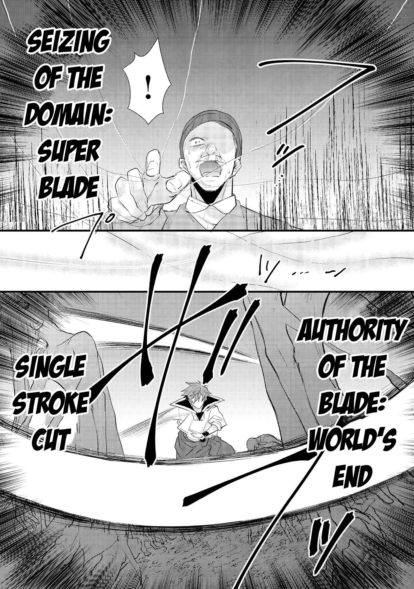 The Former Hero Was Called As A Failure And Expelled From His Home, Decided To Live On His Own Chapter 13.1 page 9 - Mangakakalots.com