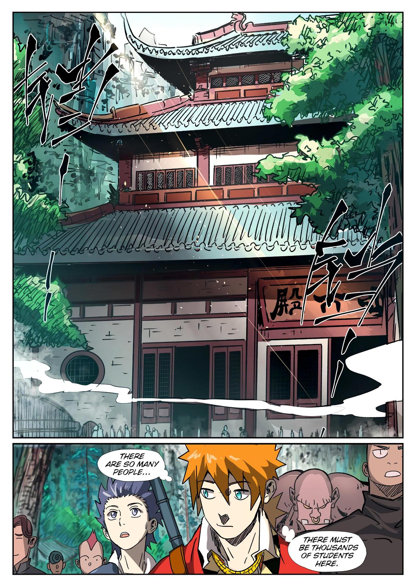 Tales Of Demons And Gods Chapter 297.5 page 4 - Mangakakalots.com