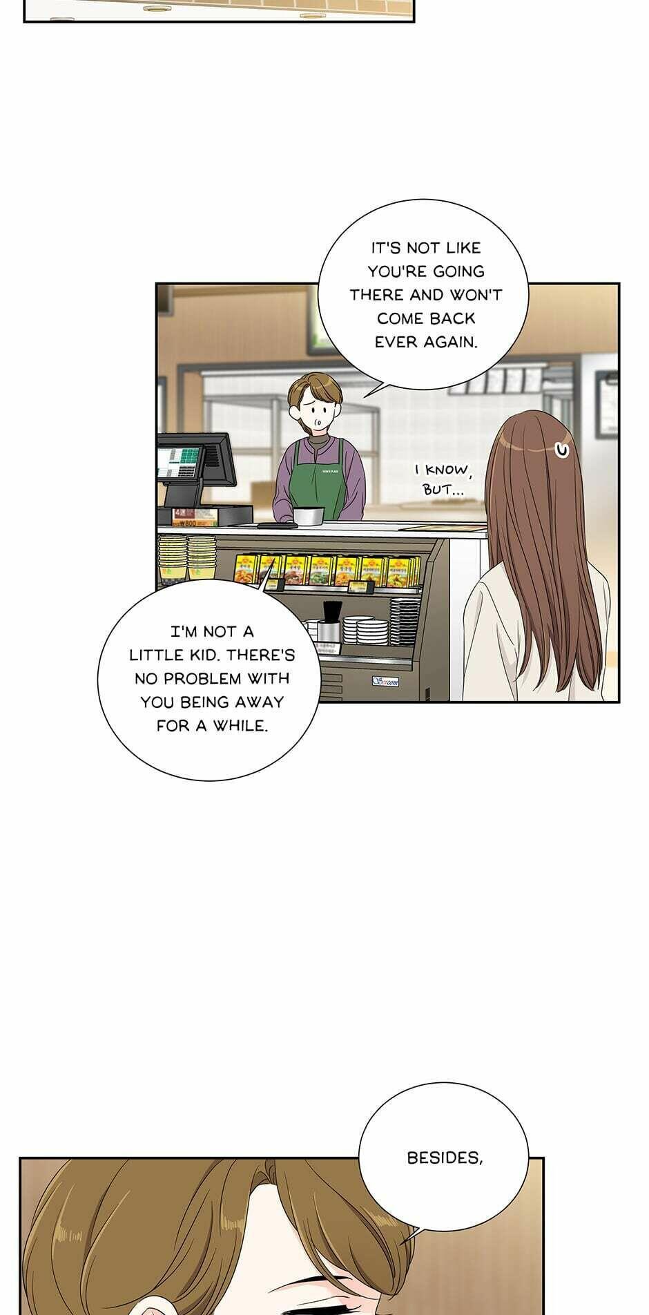 I Want To Do It, Even If It Hurtsa Chapter 56 page 6 - Mangakakalots.com