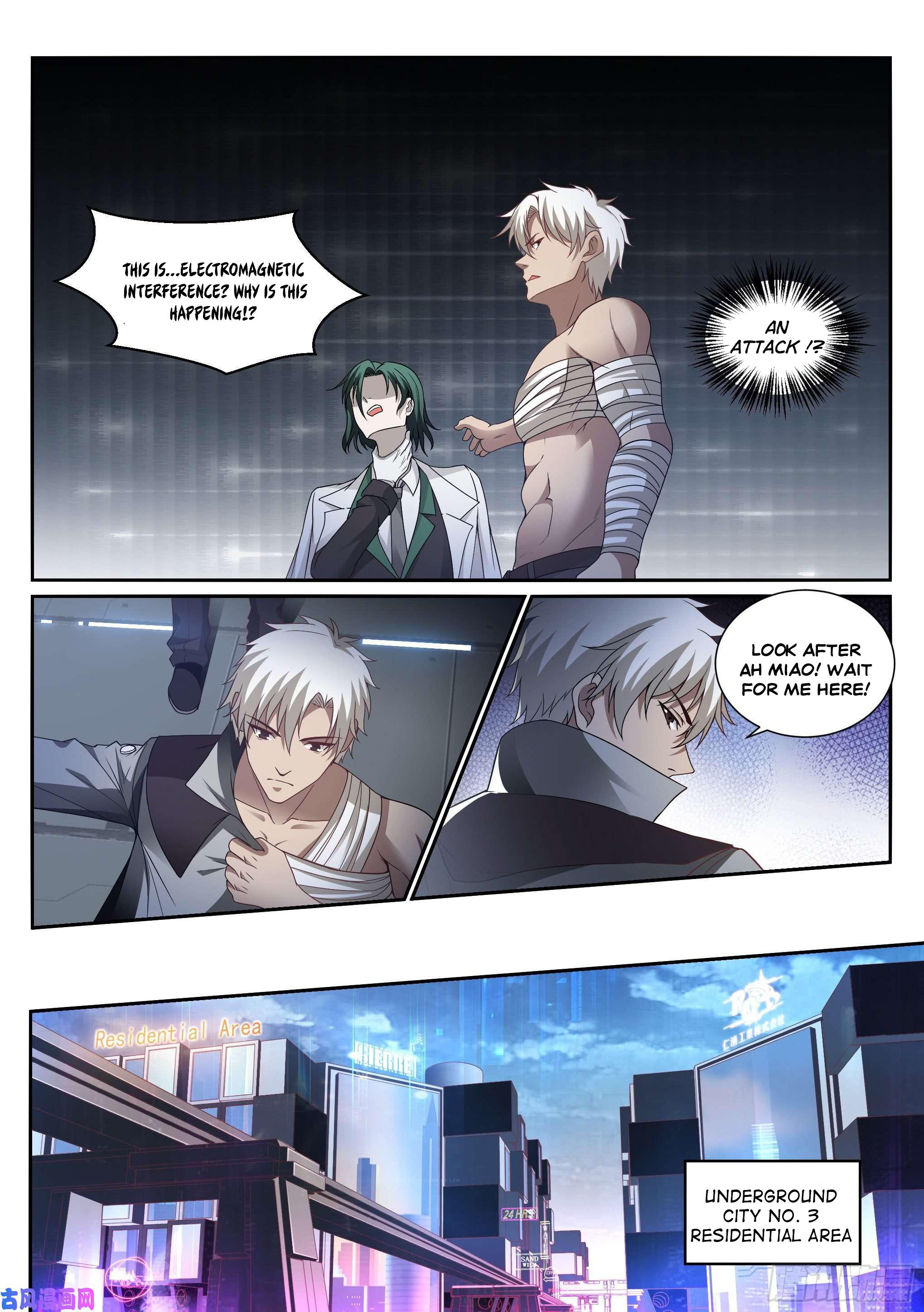 Eclipse Walker Chapter 11 page 11 - Mangakakalots.com