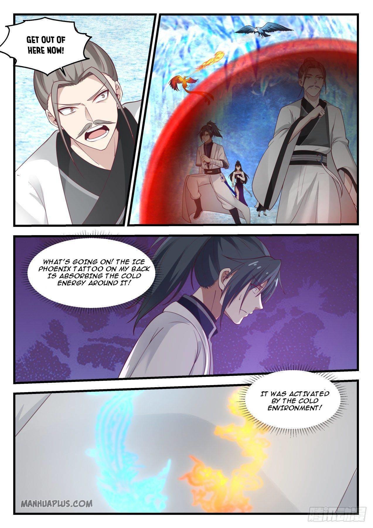 Martial Peak Chapter 1248 page 3 - Mangakakalots.com