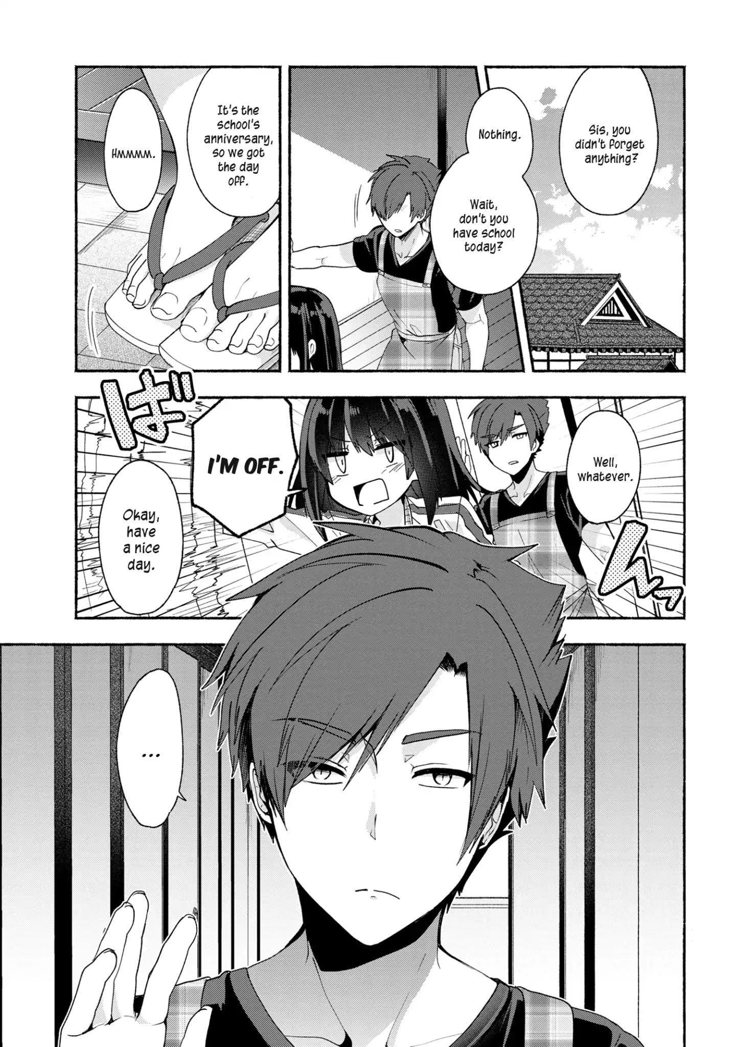 Pashiri Na Boku To Koi Suru Banchou-San Chapter 37 page 2 - Mangakakalots.com