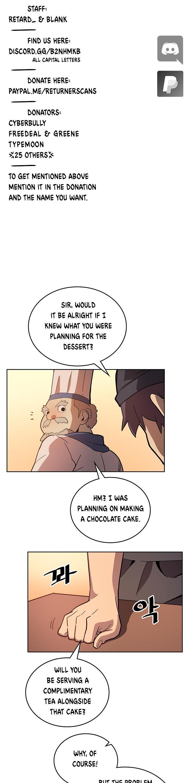 A Returner's Magic Should Be Special Chapter 54 page 1 - Mangakakalots.com