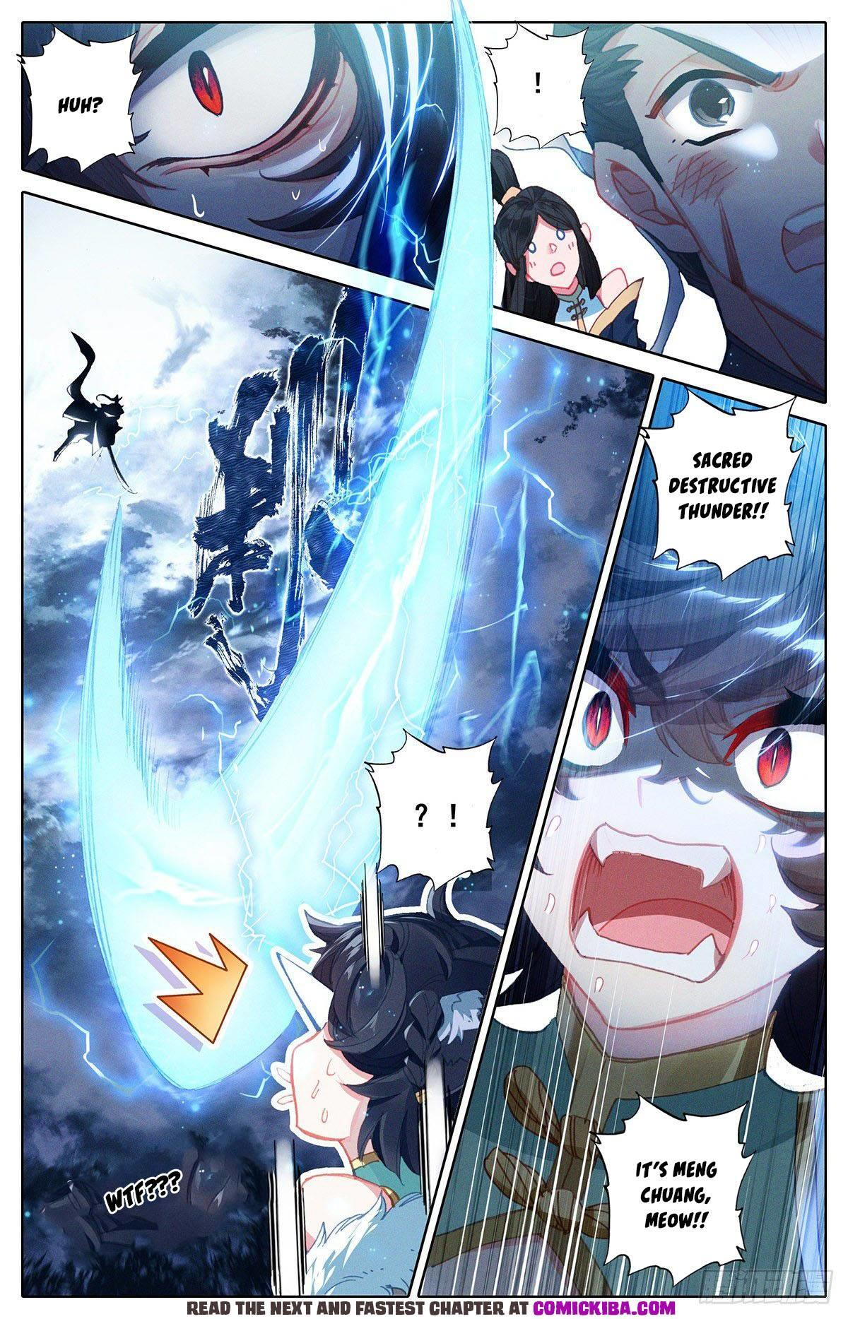 Azure Legacy Chapter 107 page 6 - Mangakakalots.com