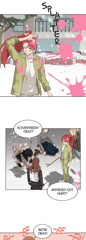 Oh! My God Chapter 24 page 22 - Mangakakalots.com