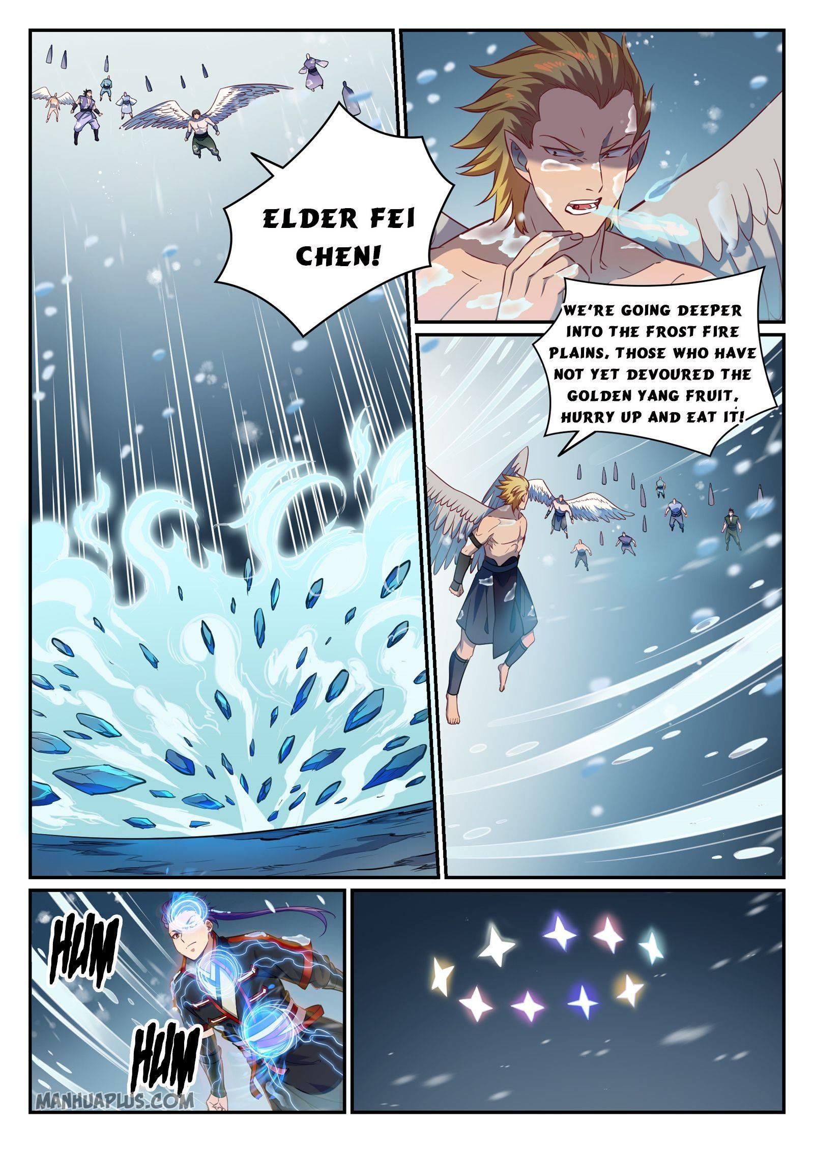 Apotheosis Chapter 755 page 3 - Mangakakalots.com