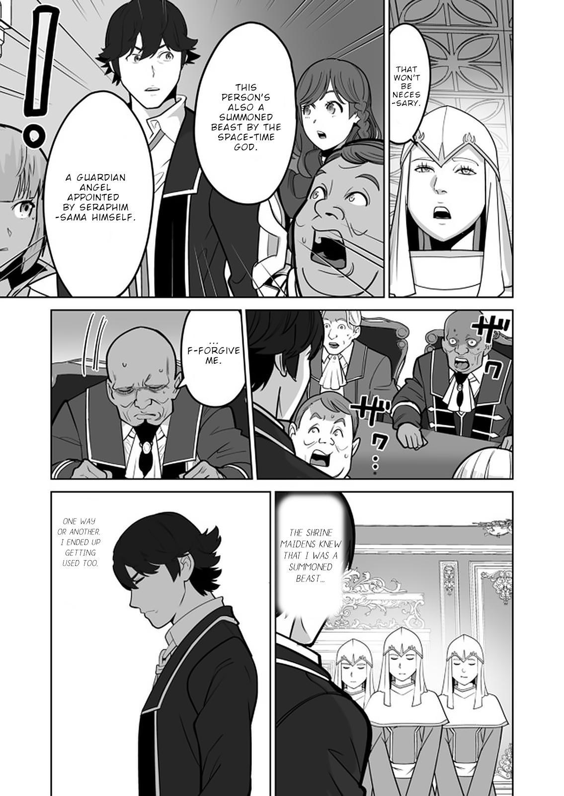 Sen No Sukiru O Motsu Otoko Chapter 36 page 6 - Mangakakalots.com