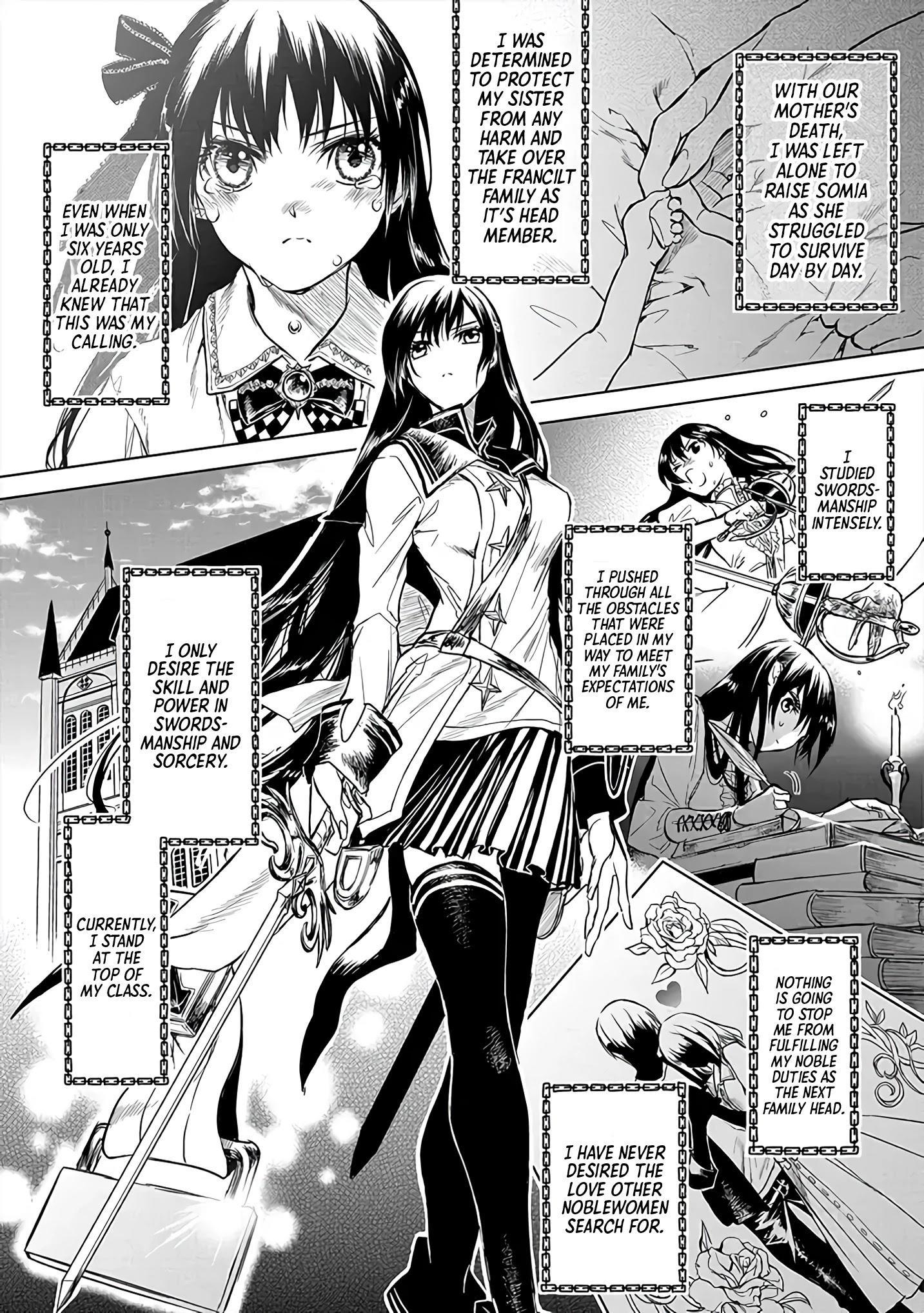 """Ryuu Kusari No Ori -Kokoro No Uchi No """"kokoro""""- Chapter 5 page 23 - Mangakakalots.com"""