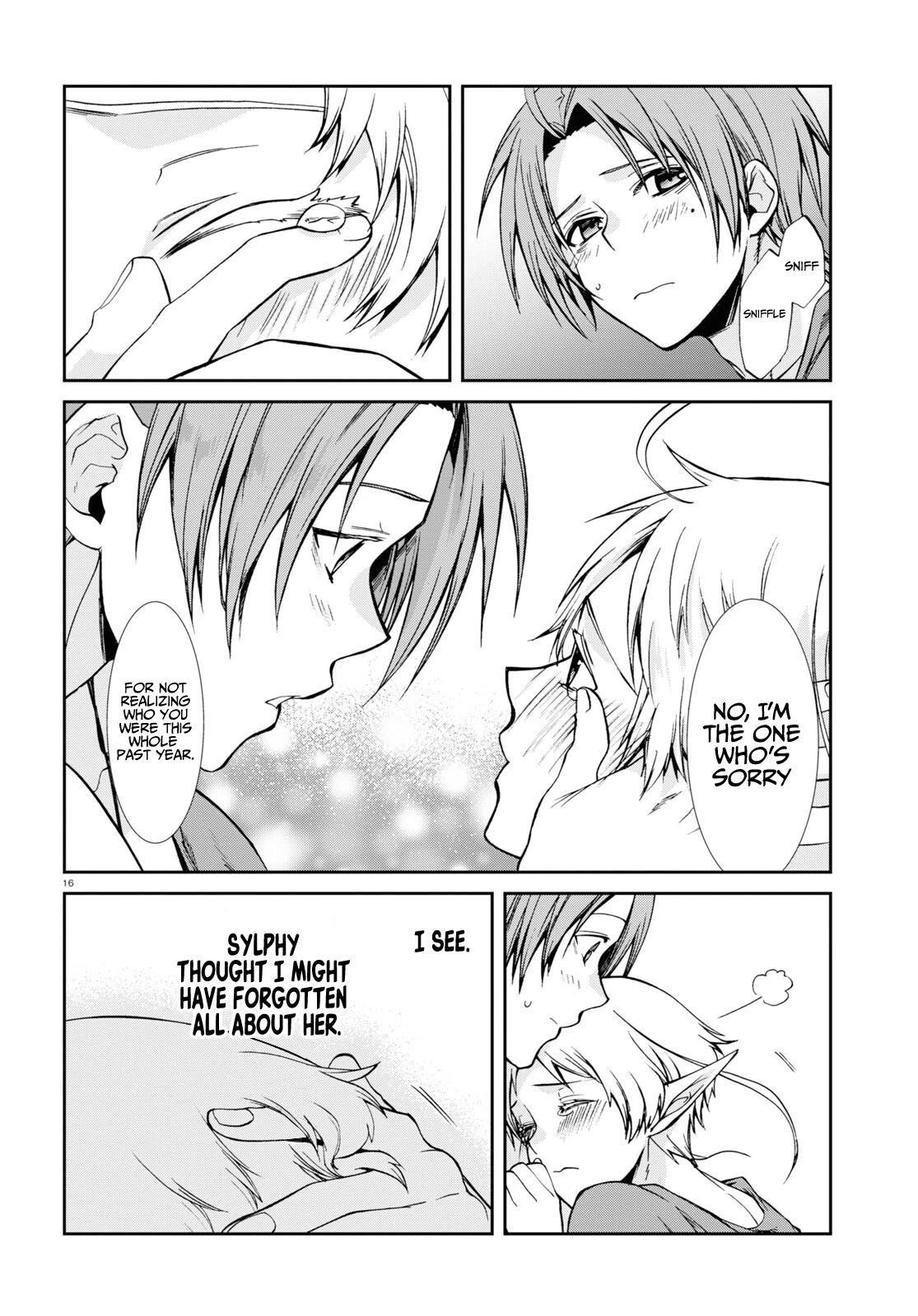 Mushoku Tensei - Isekai Ittara Honki Dasu Chapter 75: After The Rain page 17 - Mangakakalots.com
