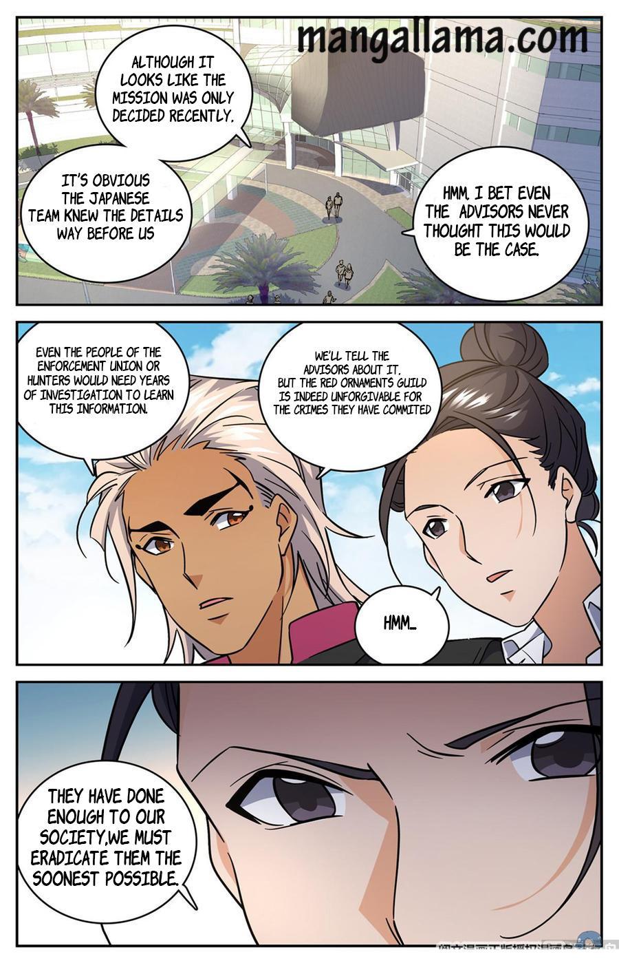 Versatile Mage Chapter 620 page 7 - Mangakakalots.com