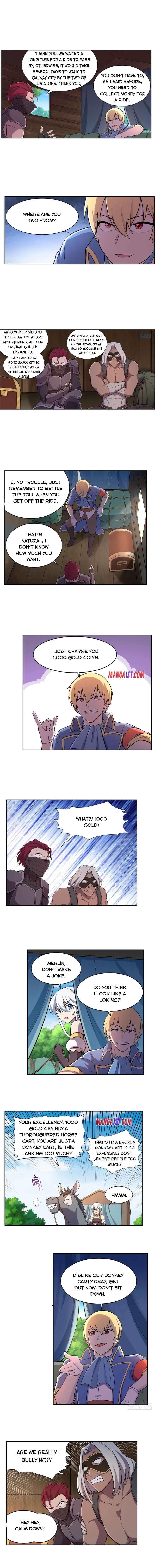 The Demon King Who Lost His Job Chapter 194 page 5 - Mangakakalots.com