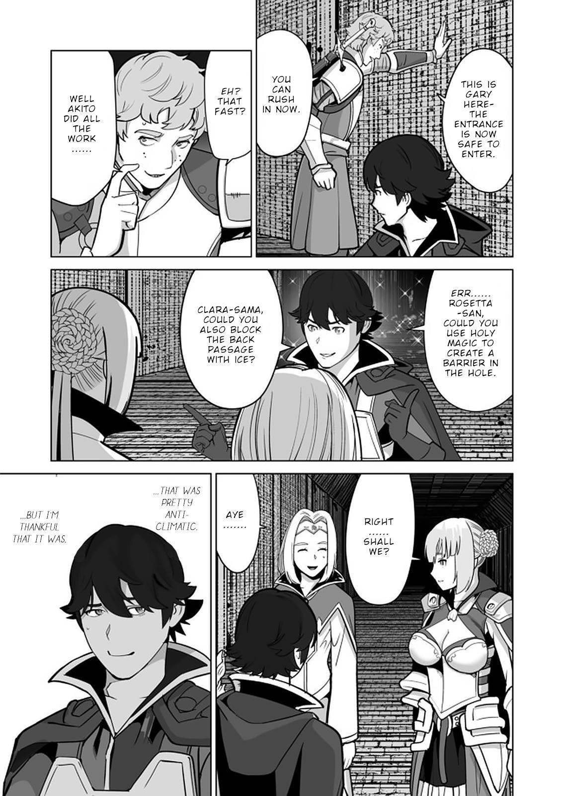 Sen No Sukiru O Motsu Otoko Chapter 36 page 20 - Mangakakalots.com