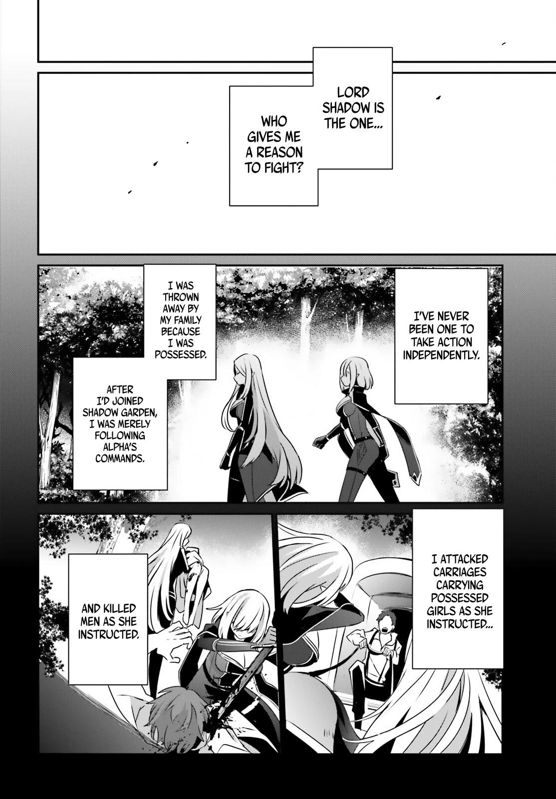 The Eminence In Shadow Chapter 32 page 23 - Mangakakalot