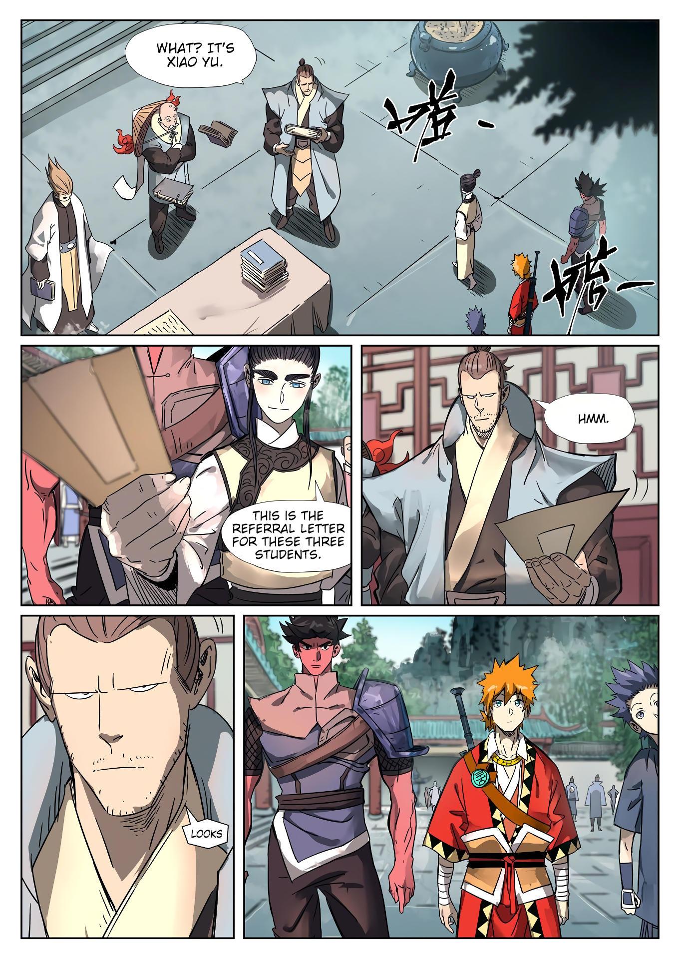 Tales Of Demons And Gods Chapter 297.5 page 2 - Mangakakalots.com