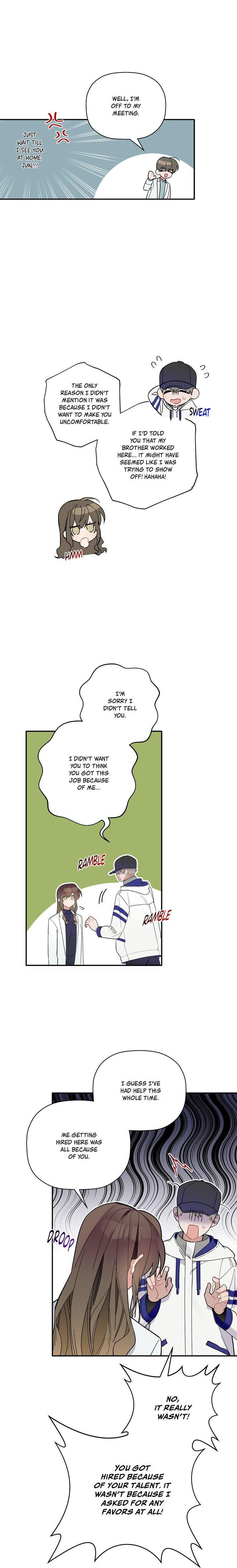 Give Me A Flower, And I'Ll Give You All Of Me Chapter 52 page 14 - Mangakakalots.com