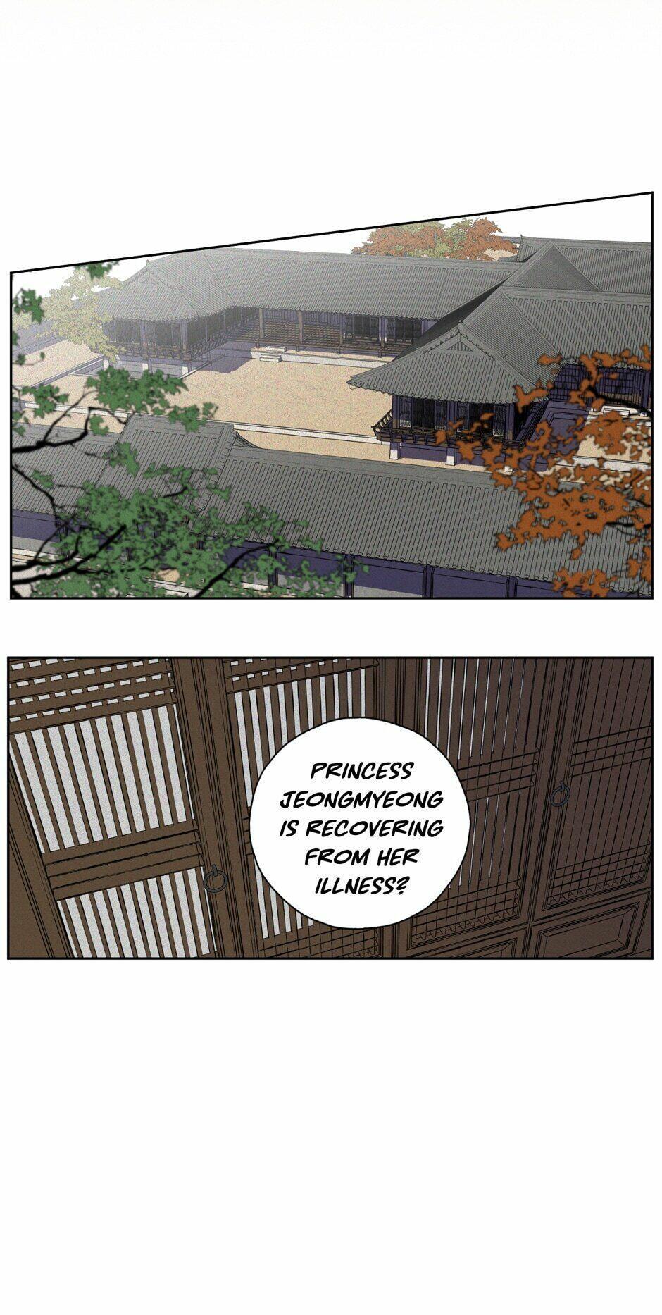 Finally, The Blue Flame Chapter 21 page 3 - Mangakakalots.com