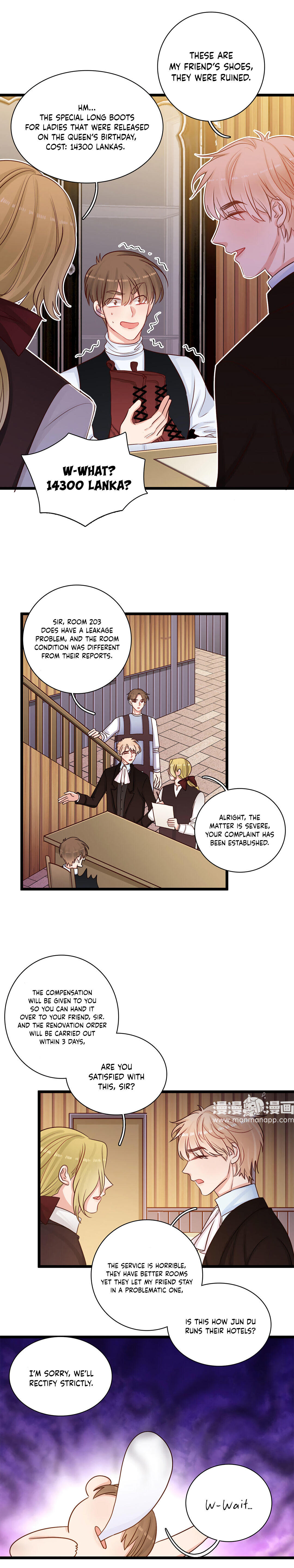 The Witch'S Daily Life Chapter 18 page 8 - Mangakakalots.com