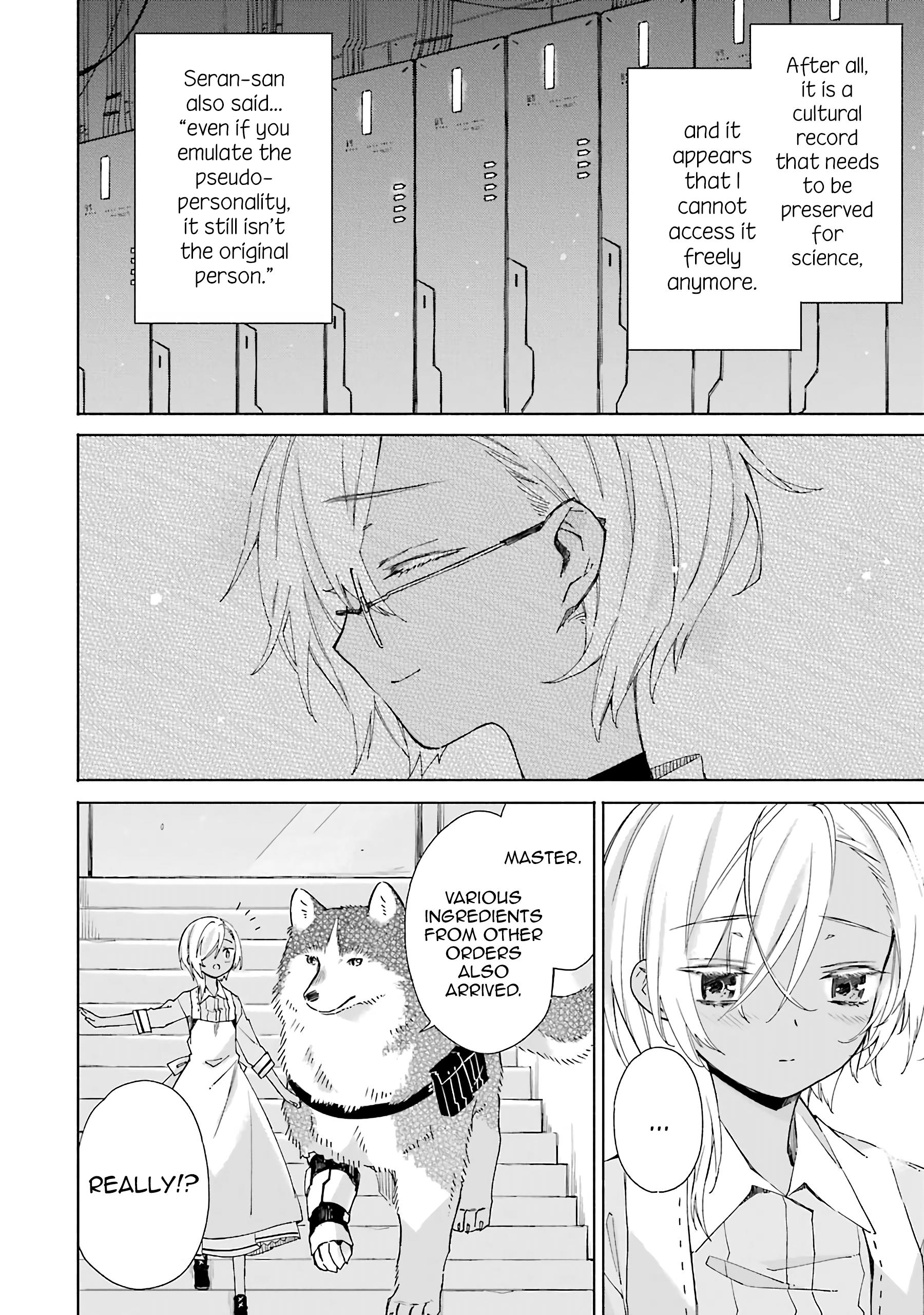 Our Lives After The Apocalypse Vol.3 Chapter 17: Final Chapter: A Journey, A Meal, And The End Of The World ~Our Lives After The Apocalypse~ page 6 - Mangakakalots.com