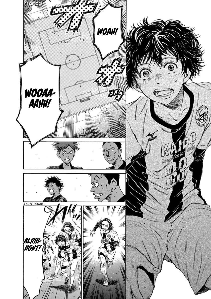 Ao Ashi Chapter 51: 3 page 8 - Mangakakalots.com