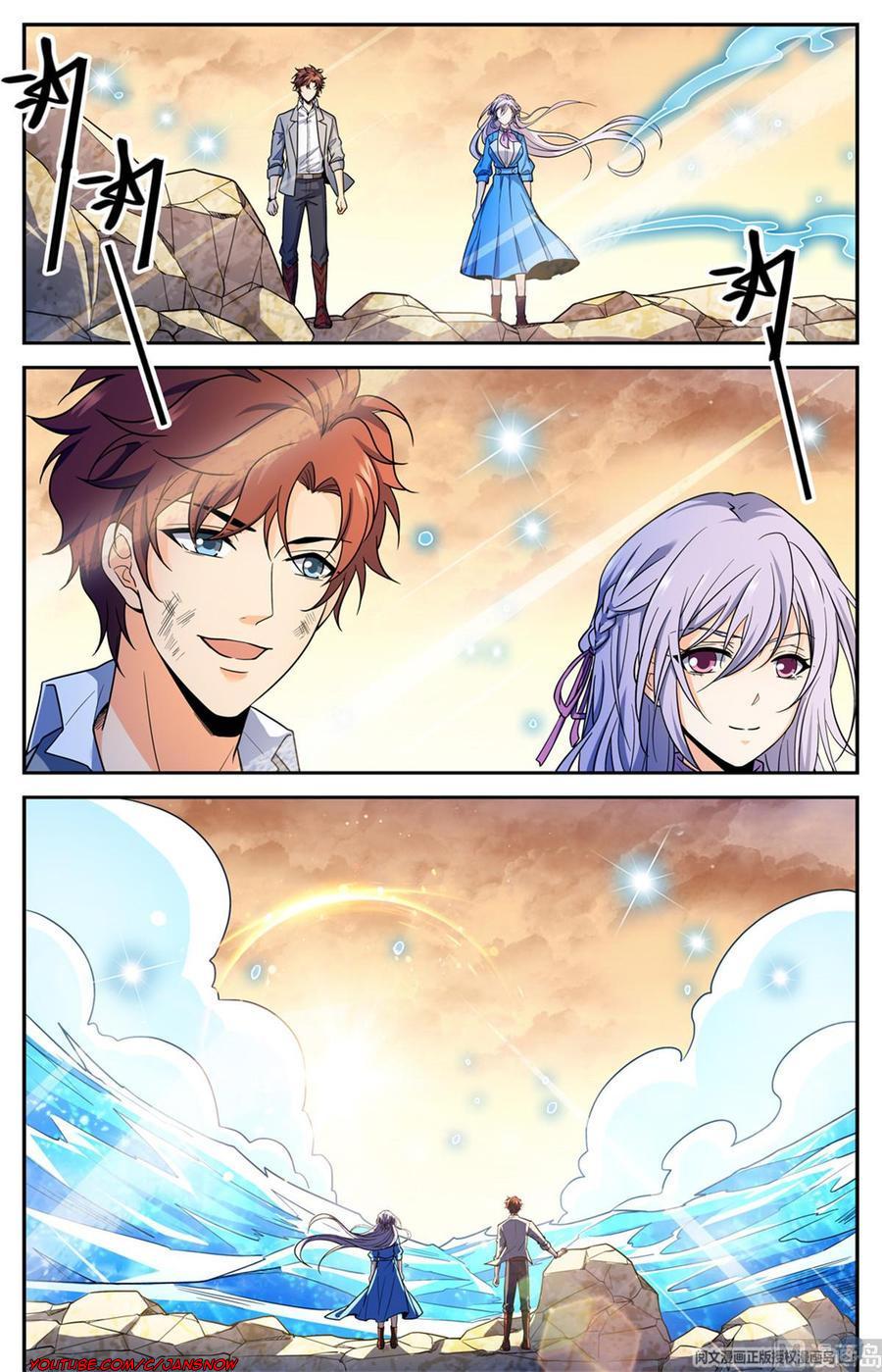 Versatile Mage Chapter 653 page 8 - Mangakakalots.com
