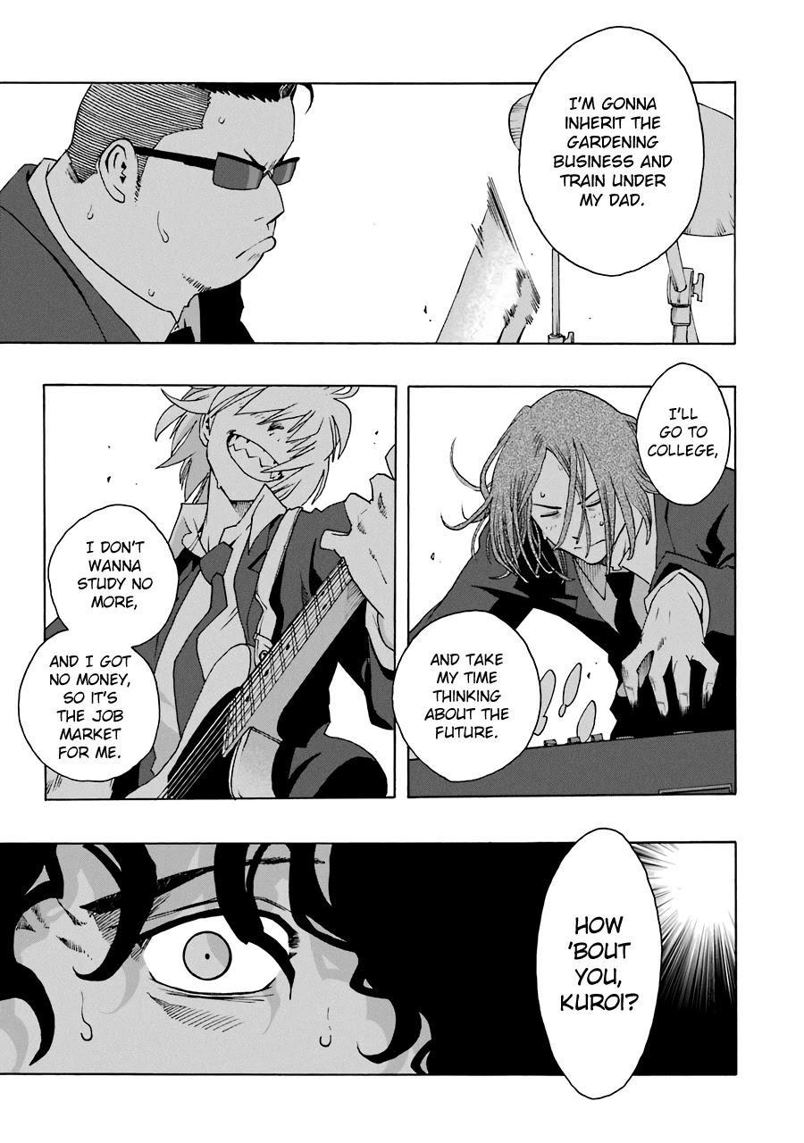 Shiori Experience - Jimi Na Watashi To Hen Na Oji-San Chapter 54: Spring, Summer, Autumn, Winter page 19 - Mangakakalots.com