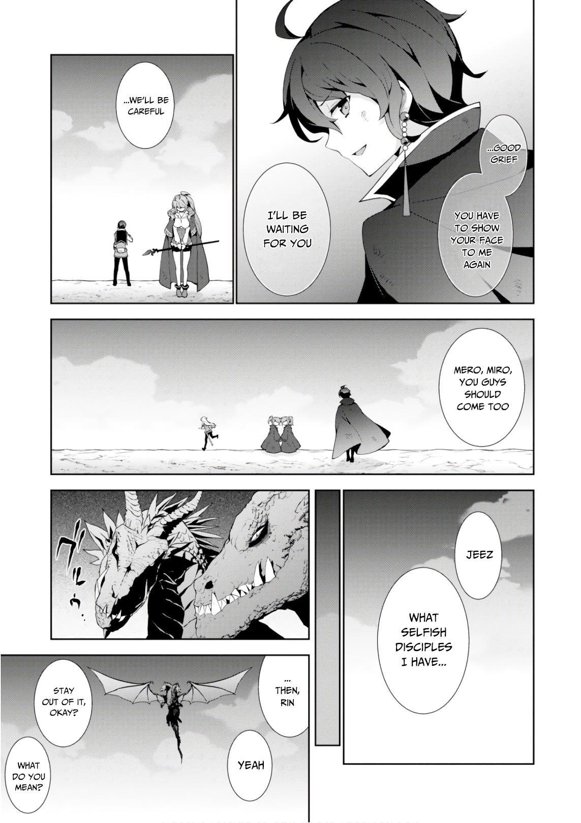 Isekai Cheat Magician Chapter 28 page 13 - Mangakakalots.com
