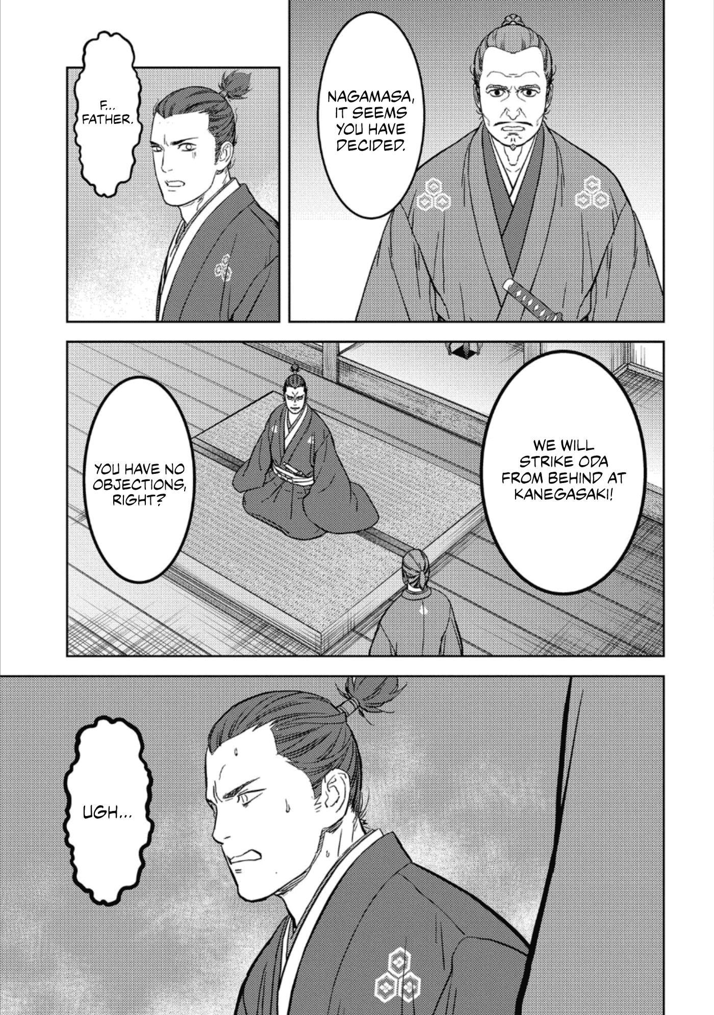 Sengoku Komachi Kurou Tan! Chapter 42 page 16 - Mangakakalots.com