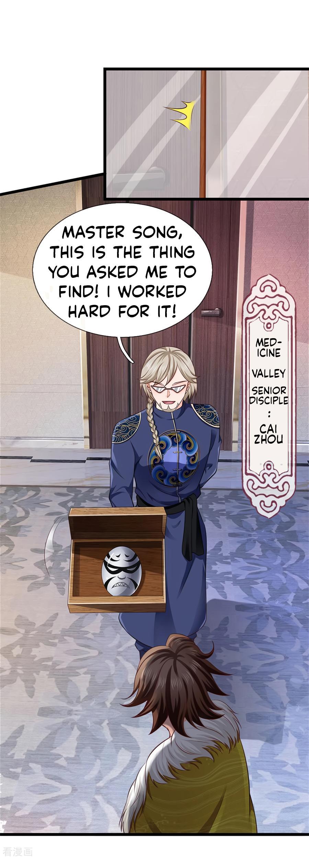 I'm The Great Immortal Chapter 270 page 8 - Mangakakalots.com