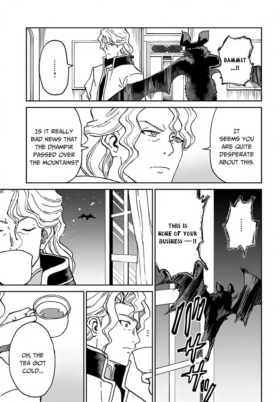 The Death Mage Who Doesn't Want A Fourth Time Chapter 26 page 24 - Mangakakalots.com