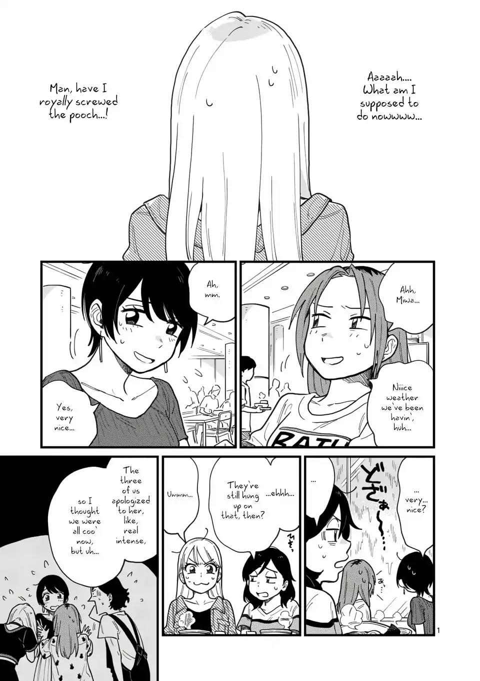 So, Do You Wanna Go Out, Or? Chapter 8 page 1 - Mangakakalots.com