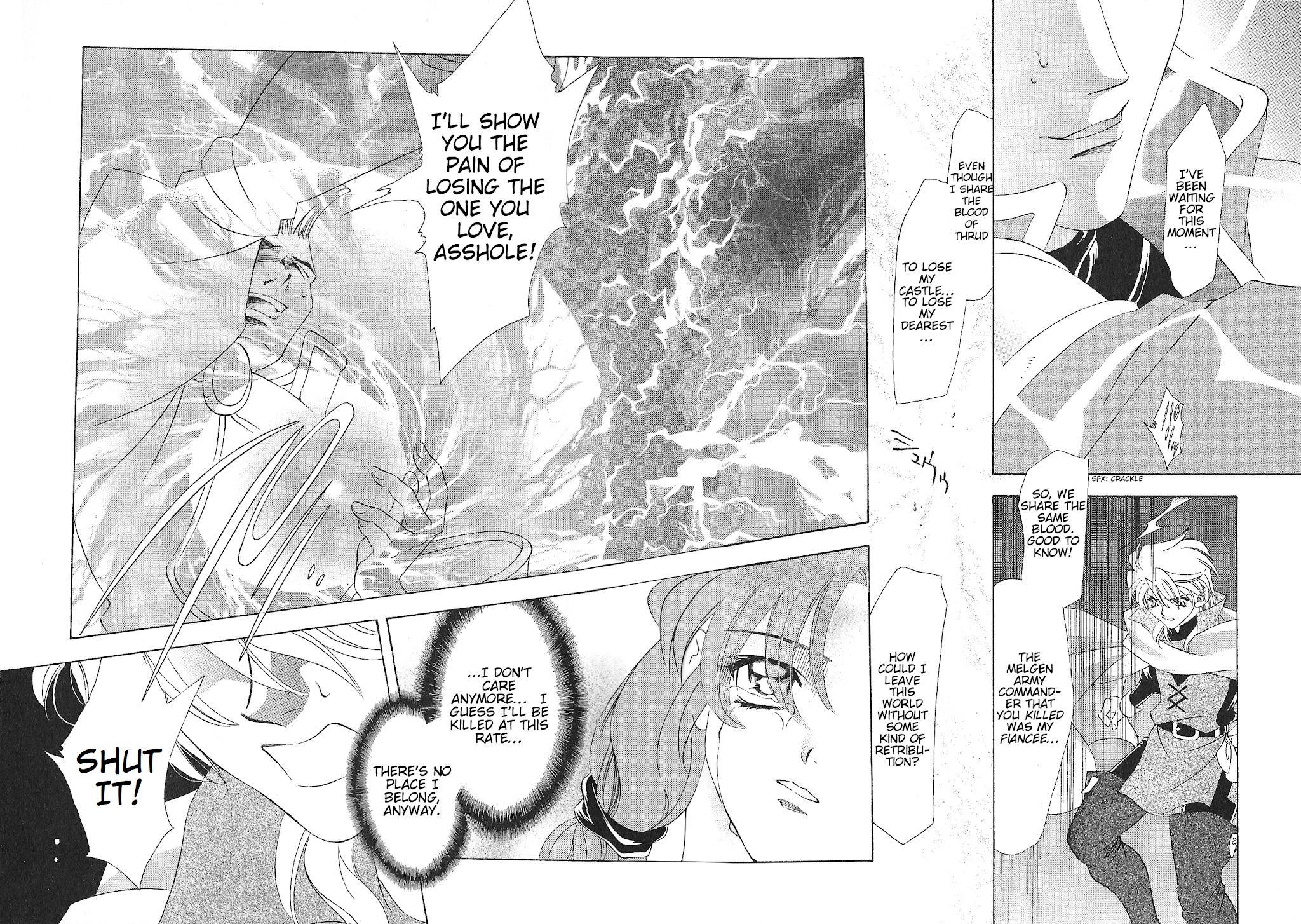 Fire Emblem: Seisen No Keifu Chapter 71 page 12 - Mangakakalots.com