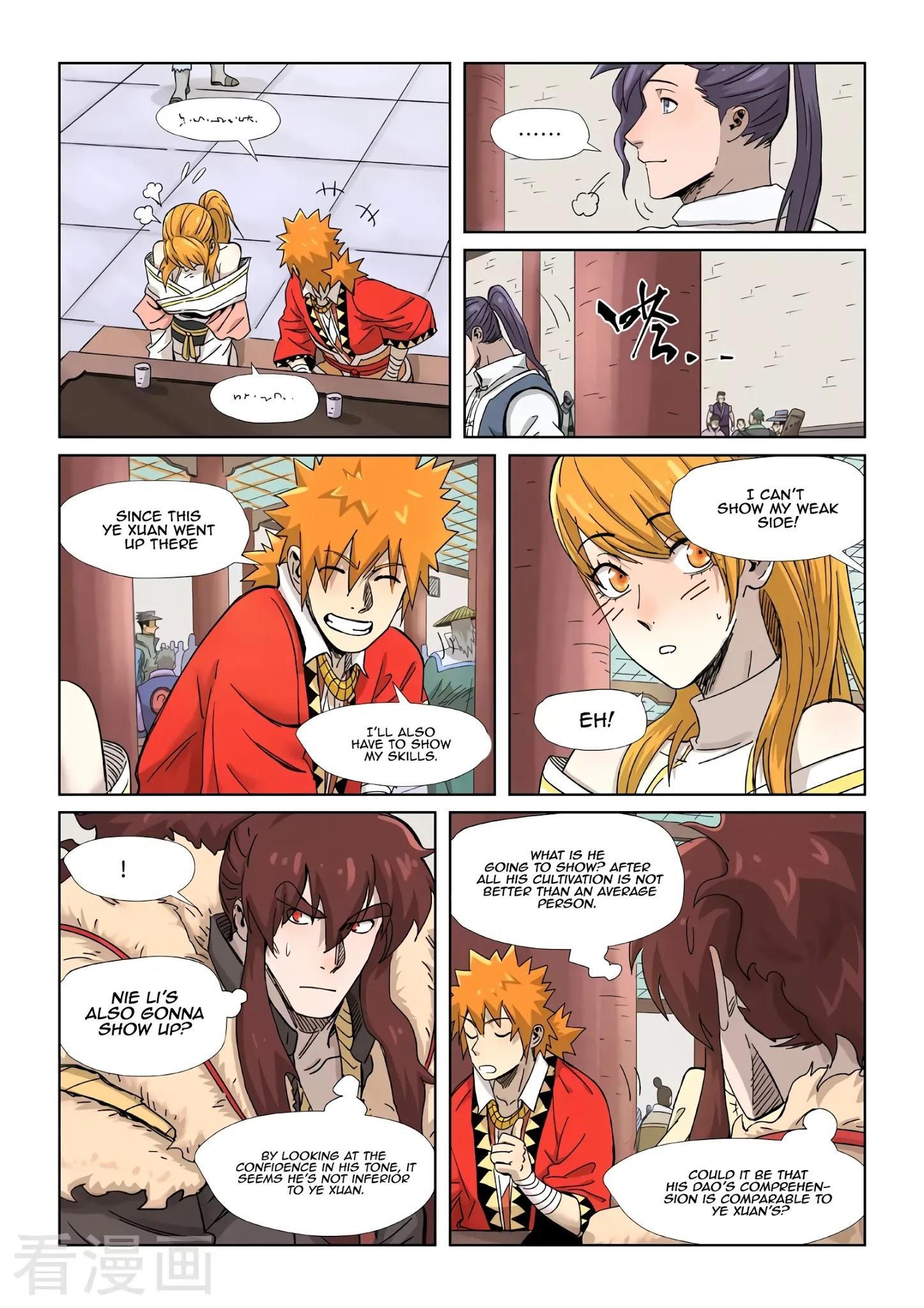 Tales Of Demons And Gods Chapter 339.5 page 12 - Mangakakalots.com