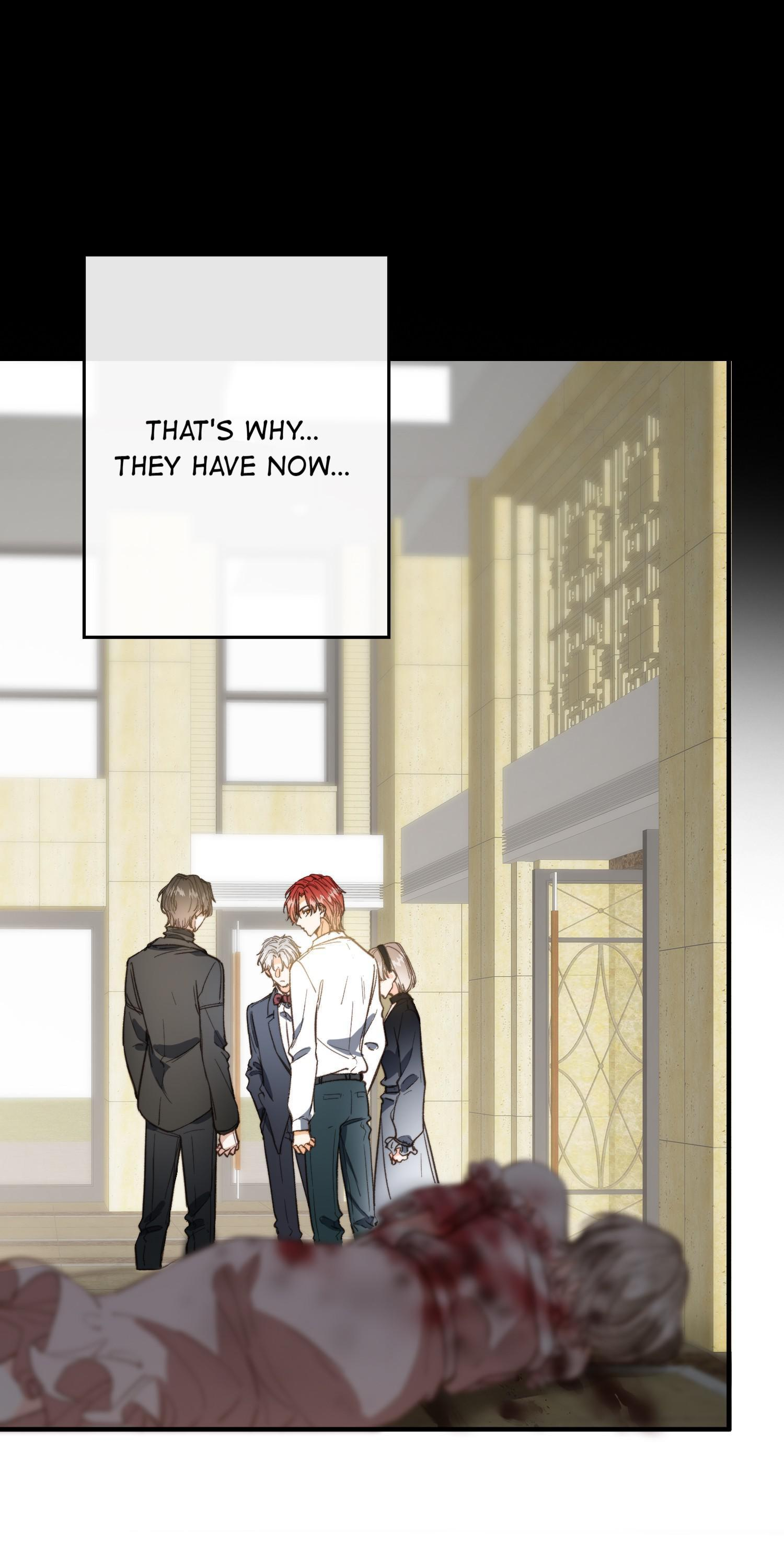 Kiss The Abyss Chapter 77.1: You're Really Apathetic~ page 17 - Mangakakalots.com