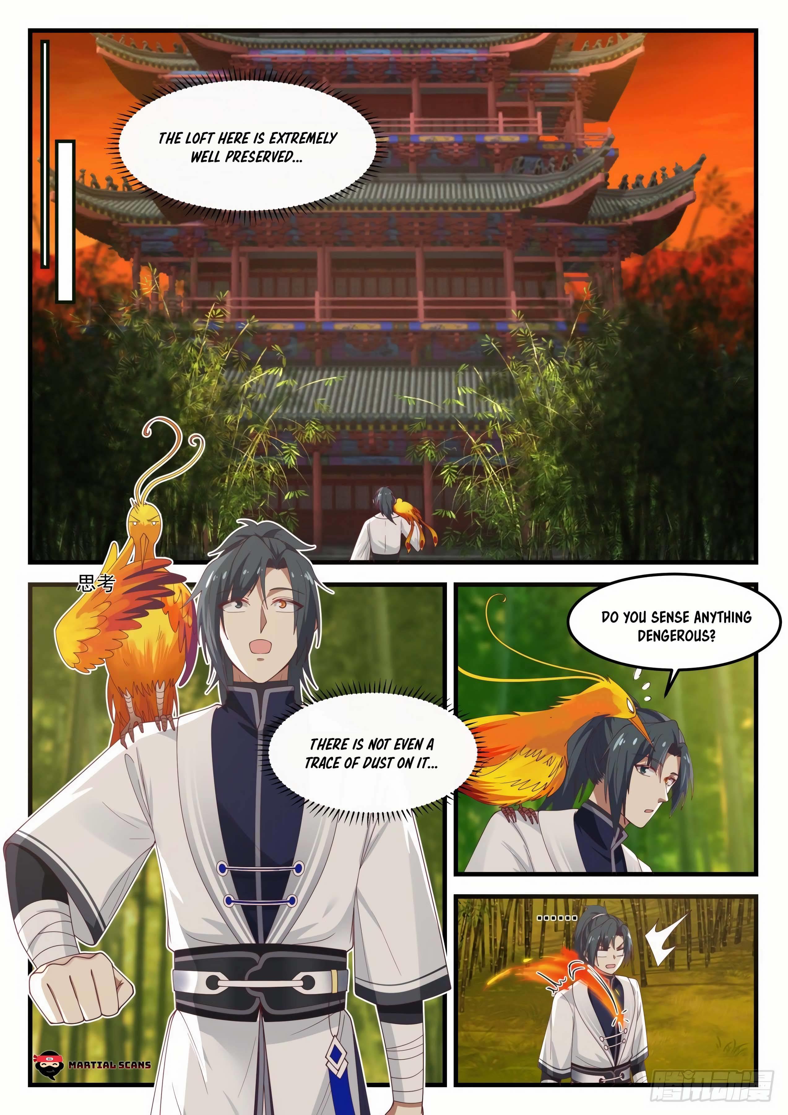 Martial Peak Chapter 1149 page 13 - Mangakakalots.com