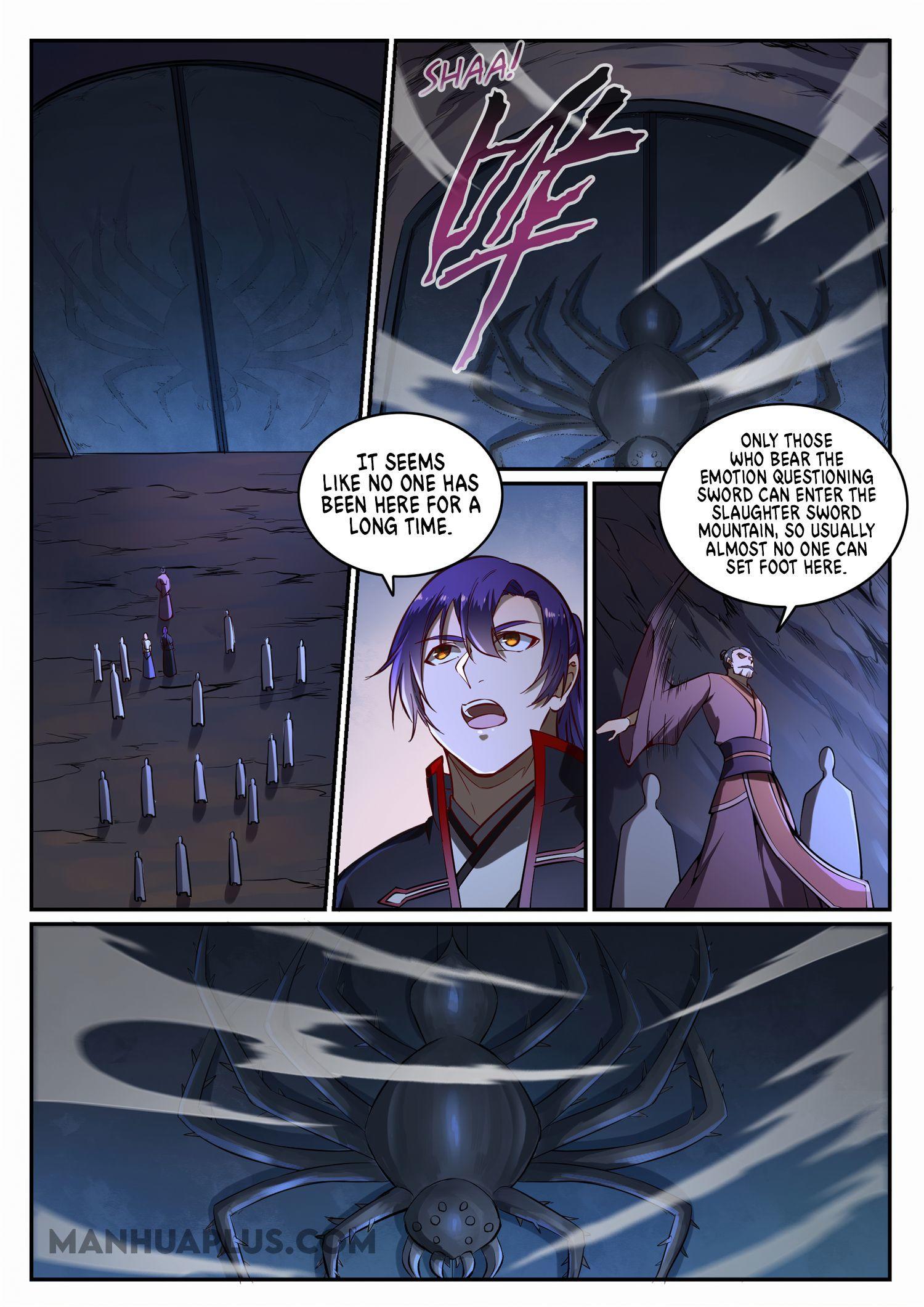 Apotheosis Chapter 695 page 14 - Mangakakalots.com