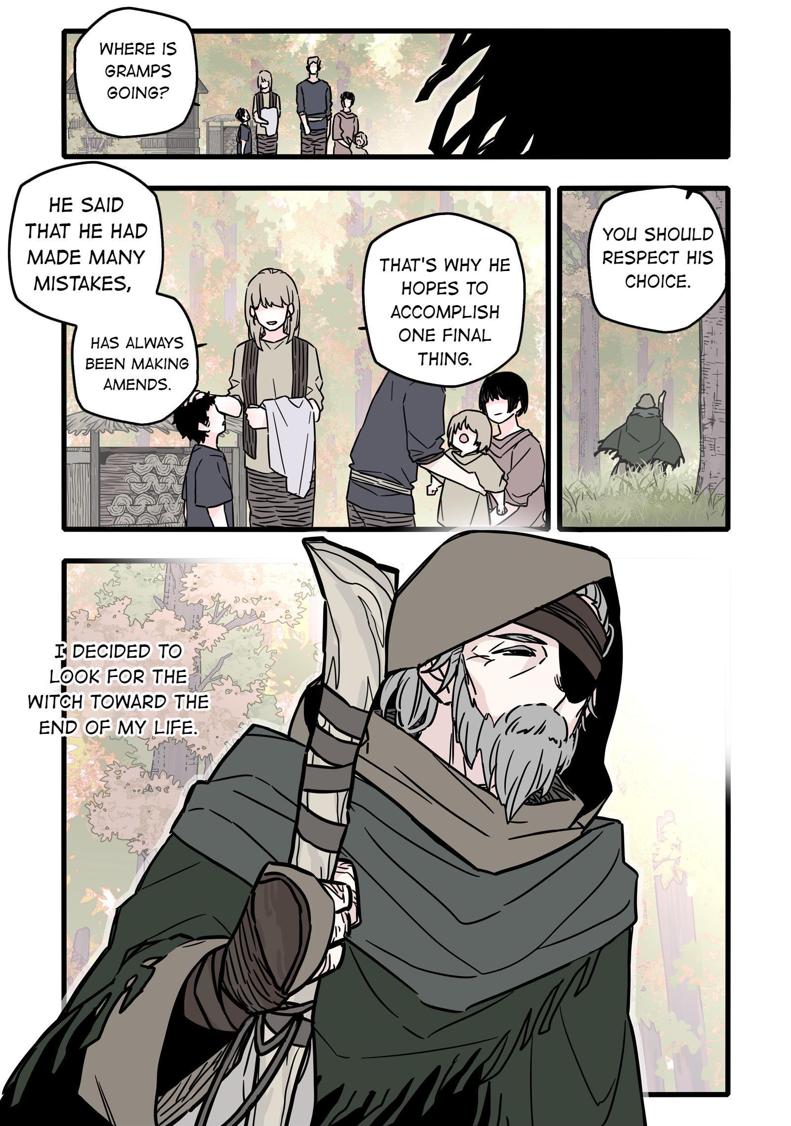 Brainless Witch Chapter 37: Episode 33 page 11 - Mangakakalots.com
