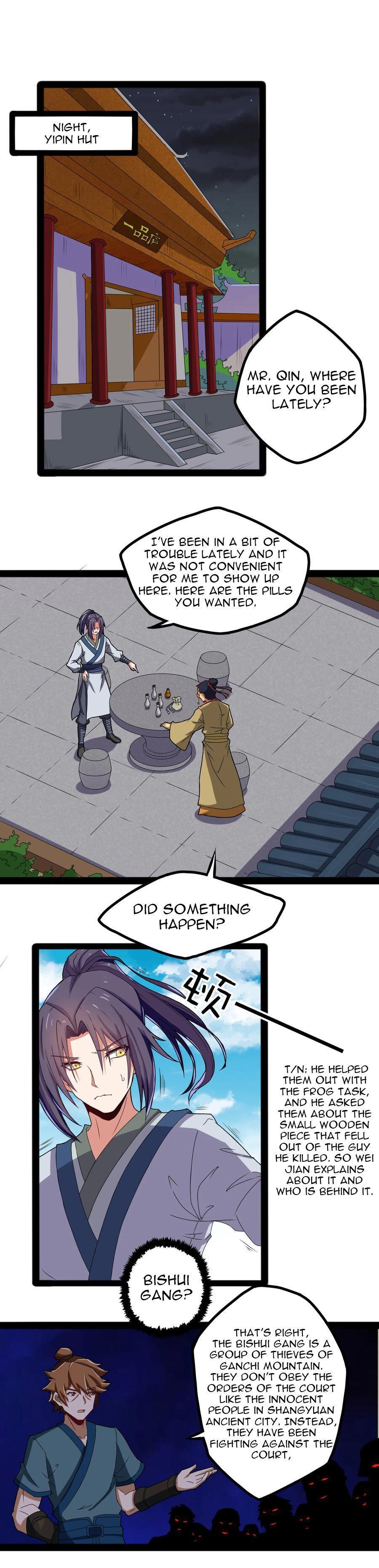 Ta Sui Xian He Chapter 21 page 3 - Mangakakalots.com