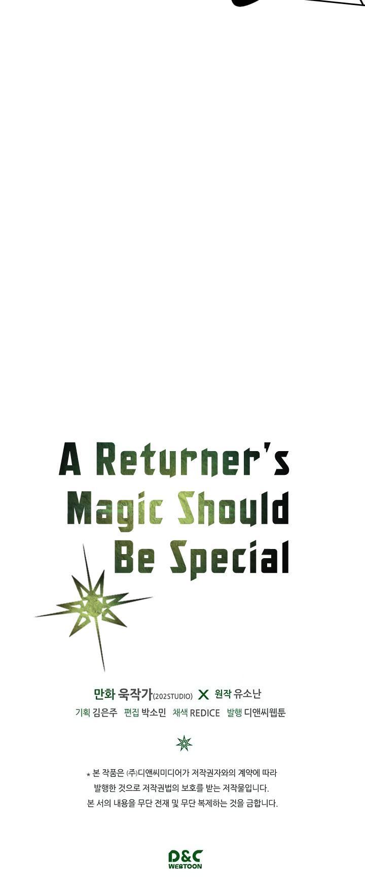 A Returner's Magic Should Be Special Chapter 25 page 37 - Mangakakalots.com