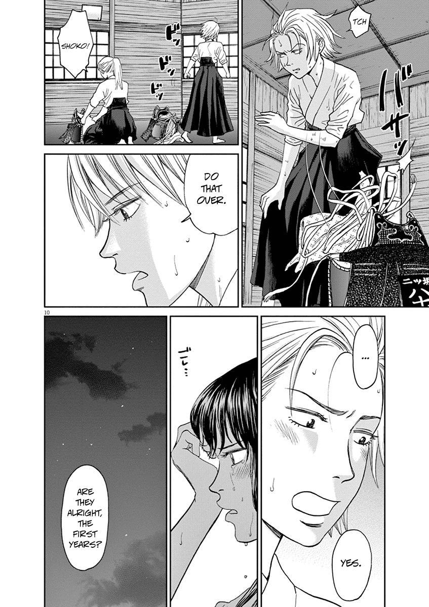 Asahinagu Chapter 31: The Martial Art For The Weak page 10 - Mangakakalots.com