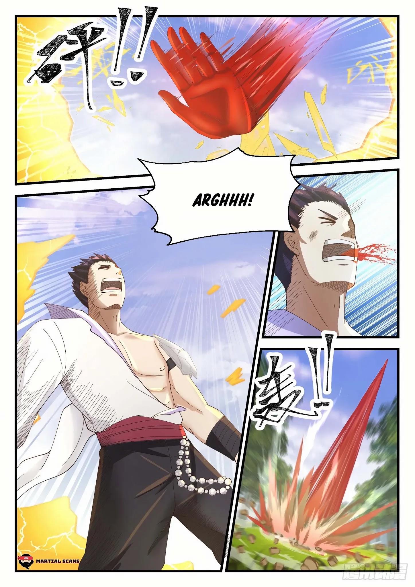 Martial Peak Chapter 1183: Kneel Down page 11 - Mangakakalots.com