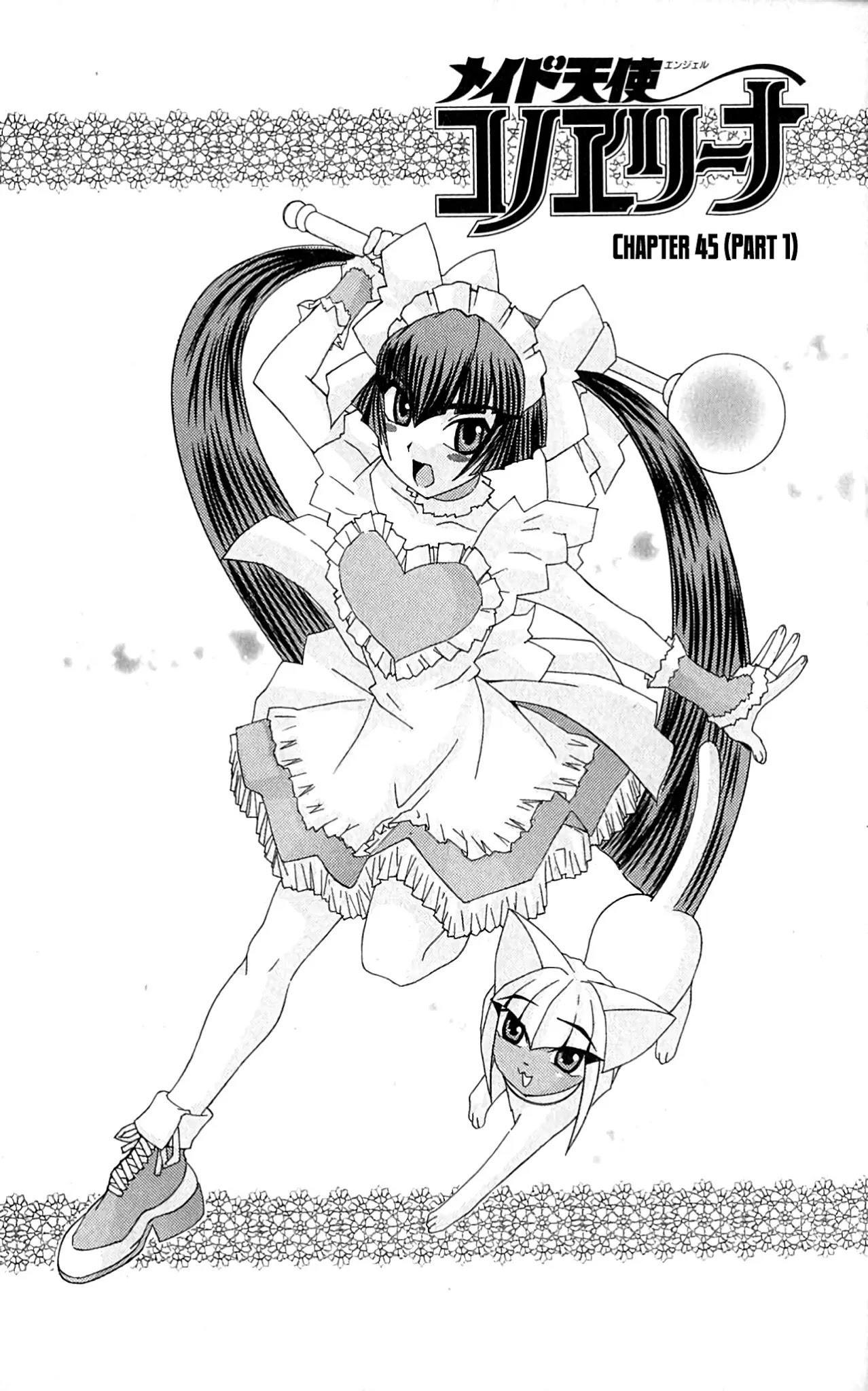 Hanaukyo Maid Tai Chapter 45.1 page 2 - Mangakakalots.com